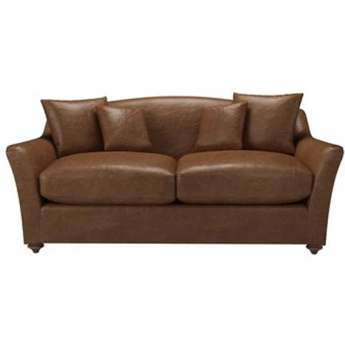 Rupert 2.5 Seat Sofa In Tan Vintage Leather