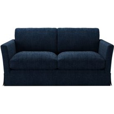 Otto 2 Seat Sofa In Channel Blue  Sandgate