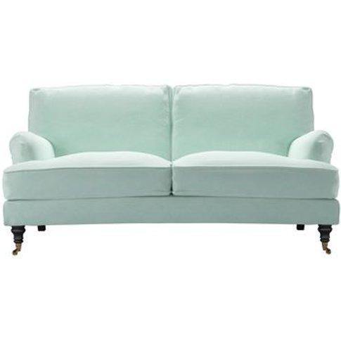 Bluebell 2.5 Seat Sofa (Breaks Down) In Pistachio Sm...