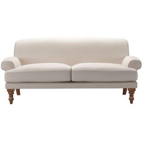 Saturday 2.5 Seat Sofa (Breaks Down) In Oat Smart Linen