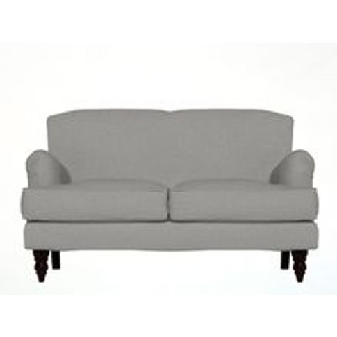 Snowdrop 2 Seat Sofa (Breaks Down) In Taupe Brushed ...