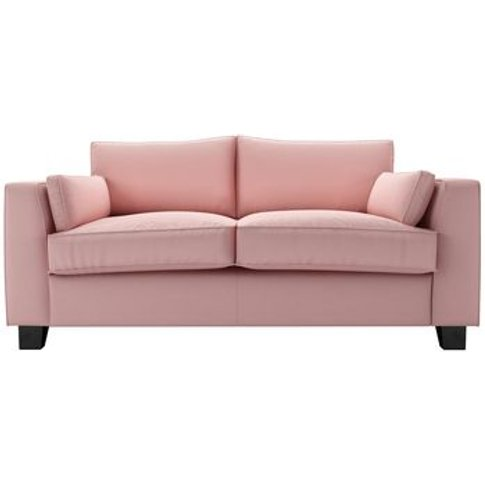 Bowie 2.5 Seat Sofa In Rhubarb Smart Cotton