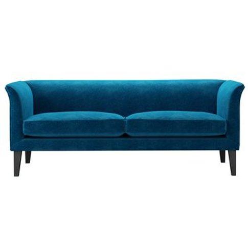 Fingal 2.5 Seat Sofa In Scuba Smart Velvet
