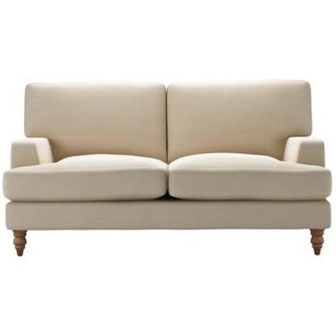 Isla 2 Seat Sofa In Moon Smart Cotton