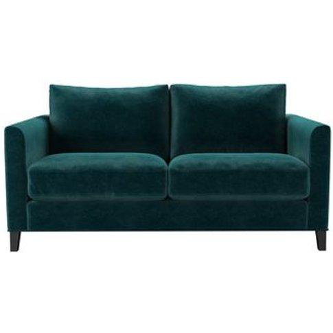Izzy 2 Seat Sofa (Breaks Down) In Jade Smart Velvet