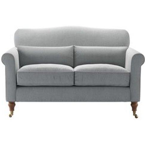 Dahlia 2 Seat Sofa in Beluga Chenille