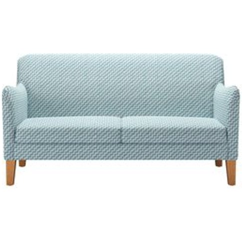 Lily 2 Seat Sofa In Forget Me Not Tori Murphy Climbing Chevy