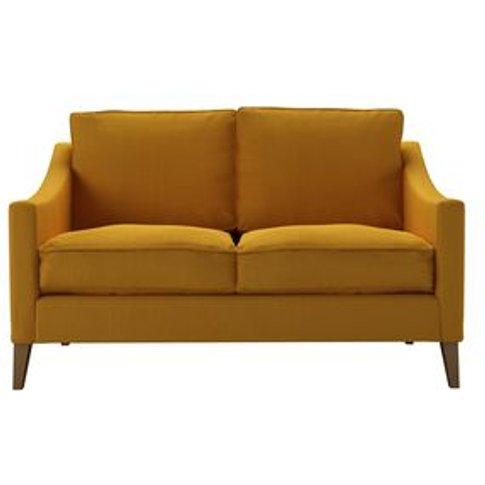 Iggy 2 Seat Sofa (Breaks Down) In Mango Brushed Line...