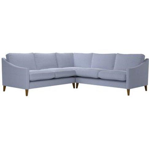 Iggy Medium Corner Sofa In Uniform House Basket Weave