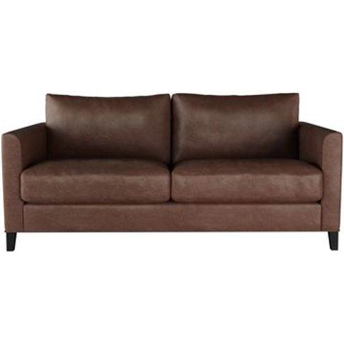 Izzy 2.5 Seat Sofa (Breaks Down) In Satchel Vintage Leather