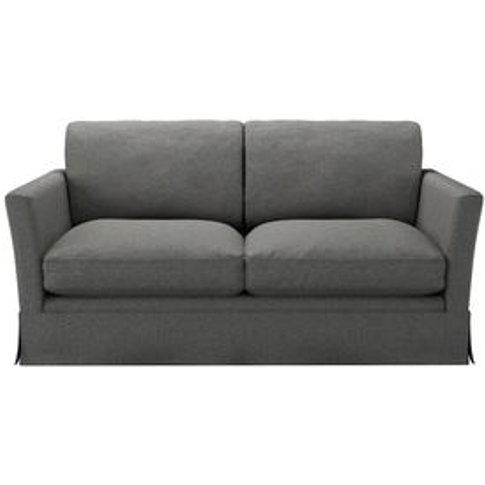 Otto 2 Seat Sofabed In Falcon Wool Marl