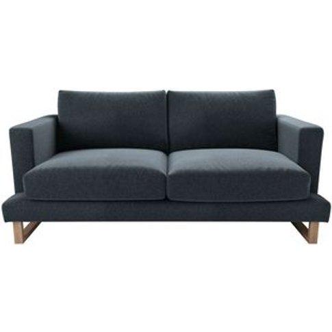 Madison 2.5 Seat Sofa In Rockpool Smart Slubby Cotton