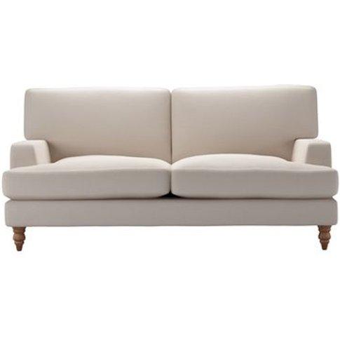 Isla 2.5 Seat Sofa In Oat Smart Linen