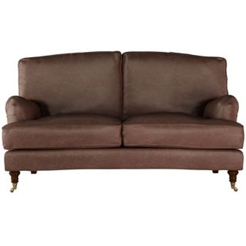 Bluebell 2 Seat Sofa In Satchel Vintage Leather