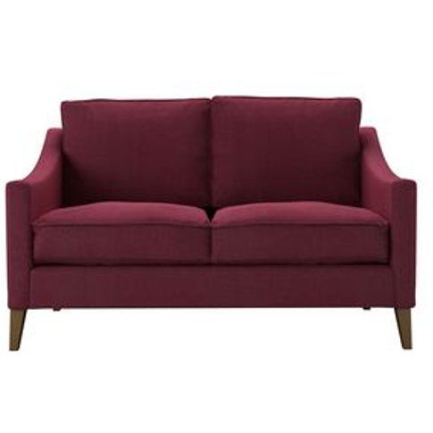 Iggy 2 Seat Sofa (Breaks Down) In Boysenberry Brushe...