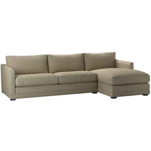 Aissa Large Rhf Chaise Storage Sofa In Brancaster No...