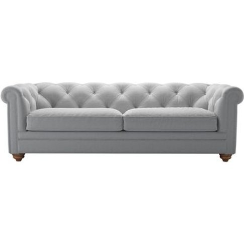 Patrick 3 Seat Sofa In Pumice House Plain Weave