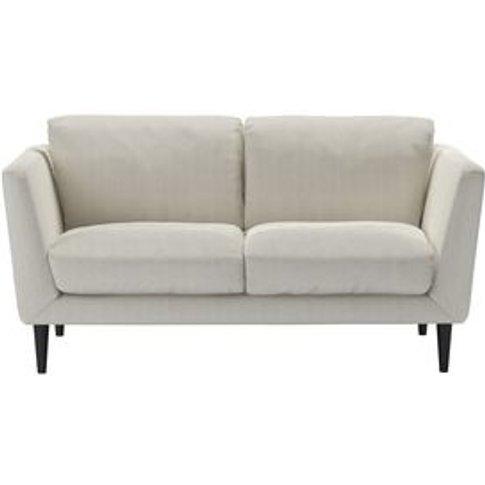 Holly 2 Seat Sofa In Clay House Herringbone Weave