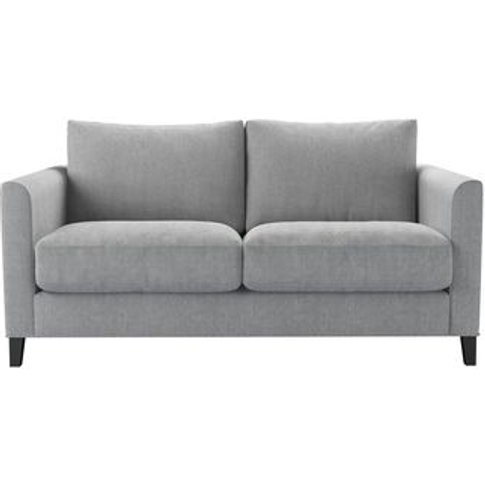 Izzy 2 Seat Sofa In Goodwin Grey Sandgate