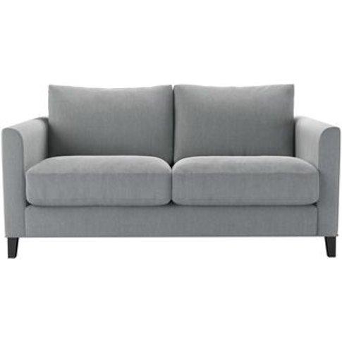 Izzy 2 Seat Sofa (Breaks Down) In Beluga Chenille