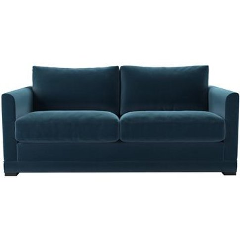Aissa 2.5 Seat Sofabed In Seaweed Smart Cotton