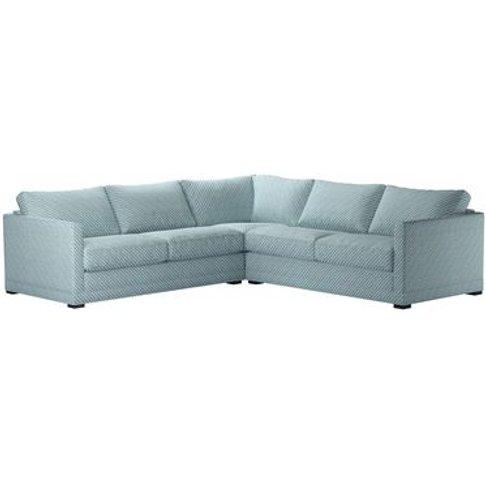 Aissa Medium Corner Sofa In Forget Me Not Tori Murph...
