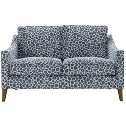 Iggy 2 Seat Sofa In Hippo Jungle Cat
