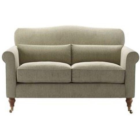 Dahlia 2 Seat Sofa In Cashmere Chenille
