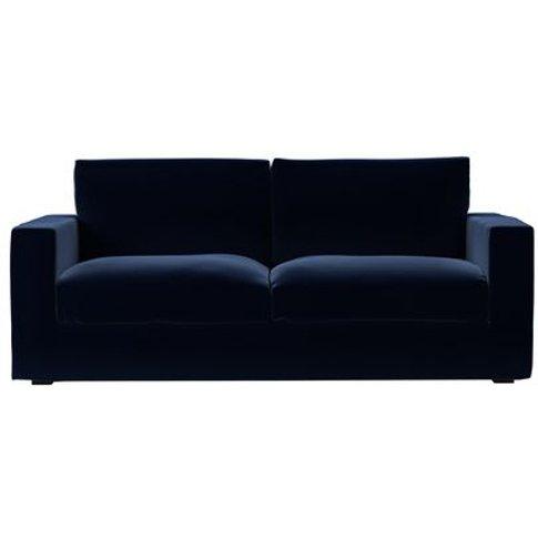 Stella 3 Seat Sofa (Breaks Down) In Admiral Smart Co...