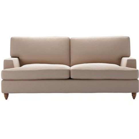 Isla 2.5 Seat Sofabed In Mouse Smart Cotton