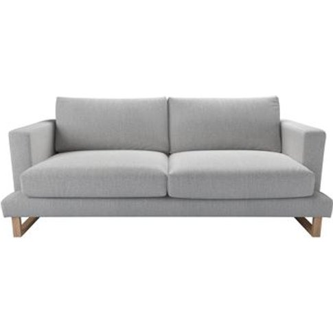 Madison 3 Seat Sofa In Stepping Stone Dovedale