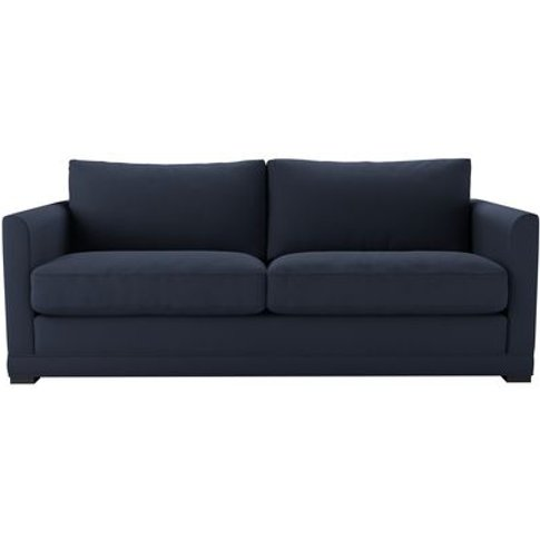 Aissa 3 Seat Sofa In Mercury Smart Linen