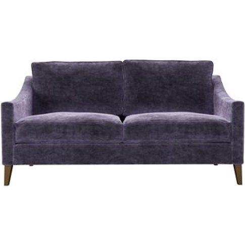 Iggy 2.5 Seat Sofa In Thistle Roosevelt Velvet