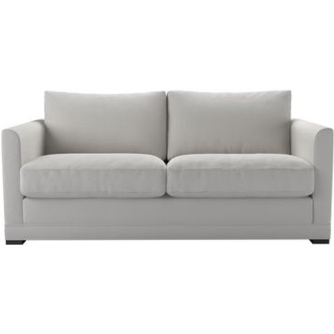 Aissa 2.5 Seat Sofa (Breaks Down) In Alabaster Brush...