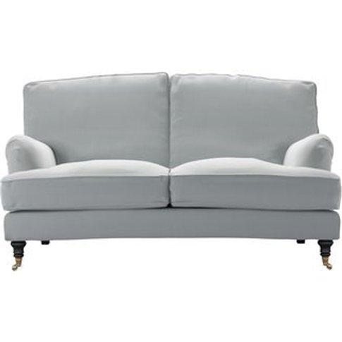 Bluebell 2 Seat Sofa (Breaks Down) In Denim Chessnea...