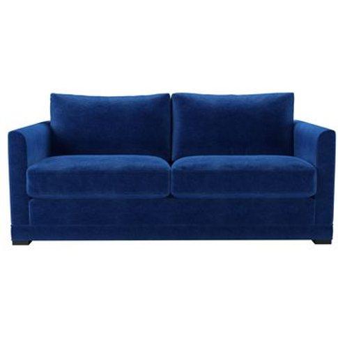 Aissa 2.5 Seat Sofa (Breaks Down) In Cobalt Smart Ve...