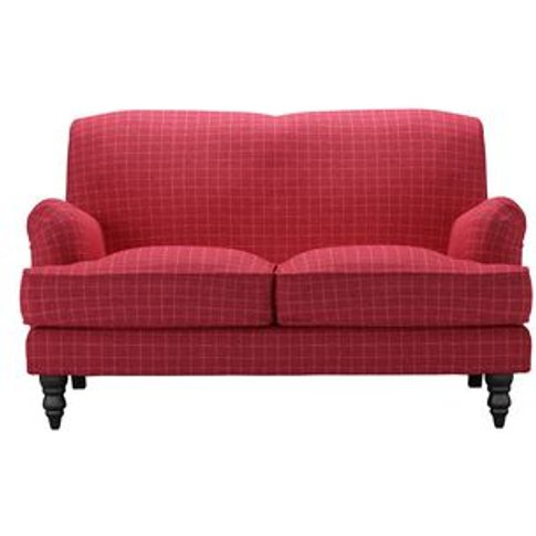 Snowdrop 2 Seat Sofa (Breaks Down) In Merlot Heritag...
