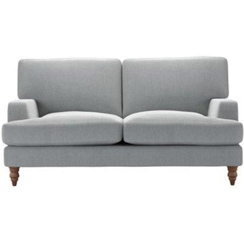 Isla 2 Seat Sofa In Beluga Chenille