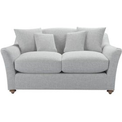 Rupert 2 Seat Sofa In Frost Highland Tweed