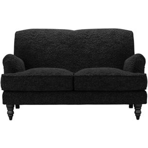 Snowdrop 2 Seat Sofa (Breaks Down) In Ashford Textur...