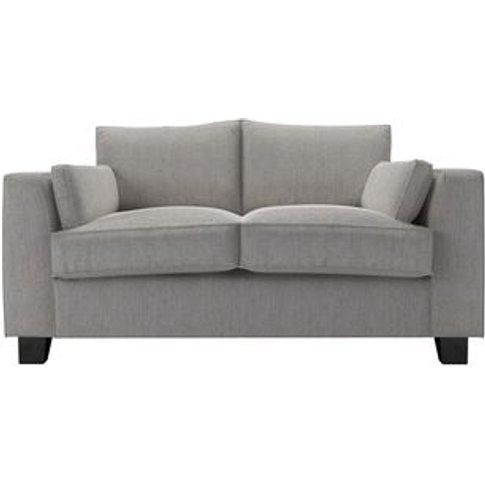 Bowie 2 Seat Sofa In Rye Baylee Viscose Linen