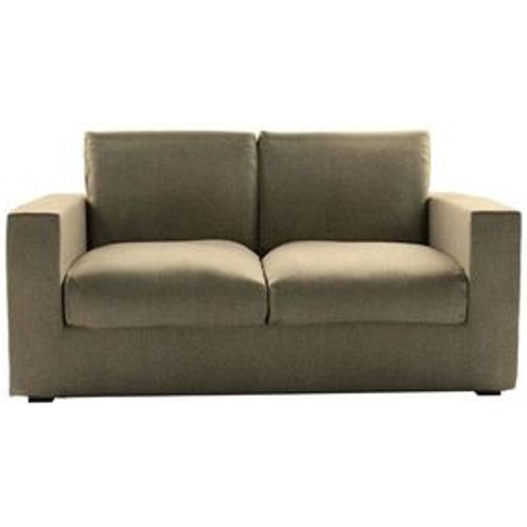 Stella 2.5 Seat Sofa (Breaks Down) In Flax Pure Belg...