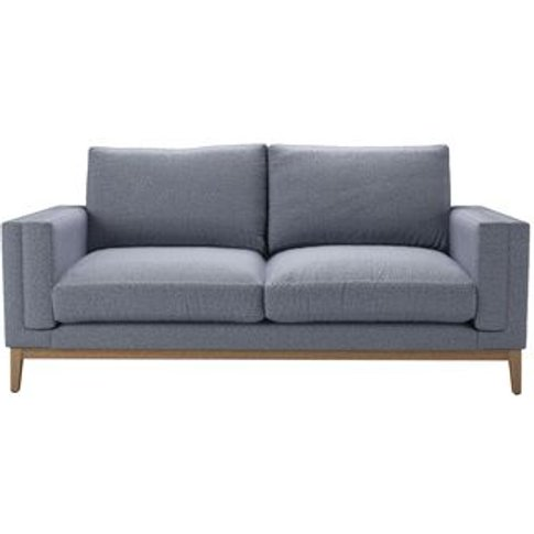 Costello (Plinth) 2.5 Seat Sofa In Eagle Dappled Vis...