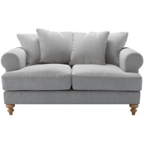 Teddy 2 Seat Sofa In Stepping Stone Dovedale
