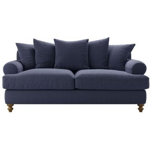 Teddy 2.5 Seat Sofa Bed In Uniform House Plain Weave