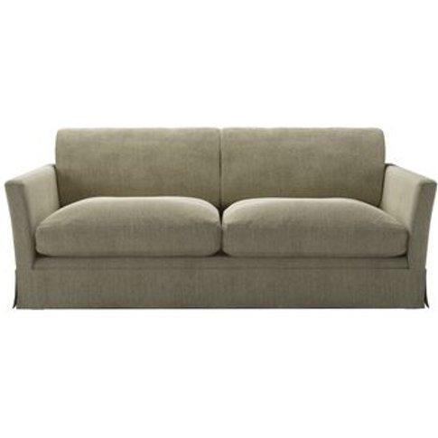 Otto 3 Seat Sofa In Cashmere Chenille