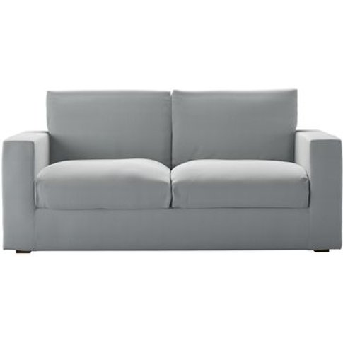Stella 2.5 Seat Sofabed In Denim Chessnea Stripe