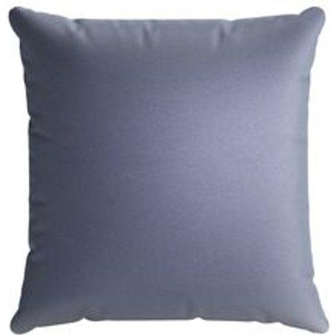 55x55cm Scatter Cushion In Sapphire Smart Velvet