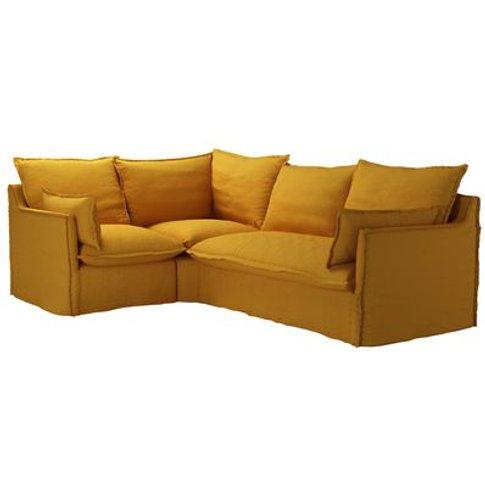 Isaac Asym: Lhf Single W Rhf 2 Seat Sofabed In Mango...