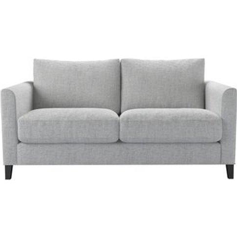 Izzy 2 Seat Sofa (Breaks Down) In Koala Chelsea Linen